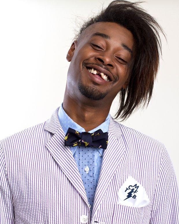 y dis boy have no teeth??