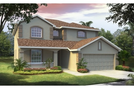 Shakespeare II by Standard Pacific Homes at Panther Trace - Weston