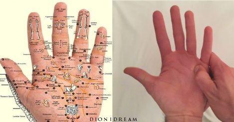 Come Massaggiarsi la Mano al Mattino per attivare il corpo