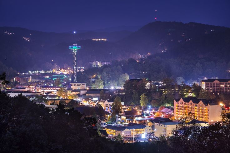 4 of the Best Things to Do in Gatlinburg at Night