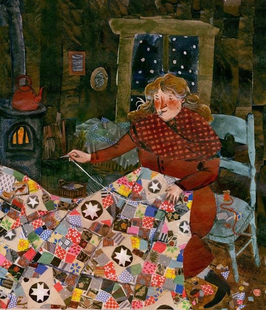 -- PHOEBE WAHL --: new illustration