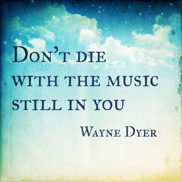 Wayne Dyer: Music