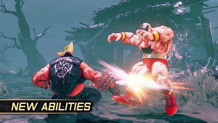 [Street Fighter V: Arcade Edition] [Video] SFV: AE V-Trigger II teaser