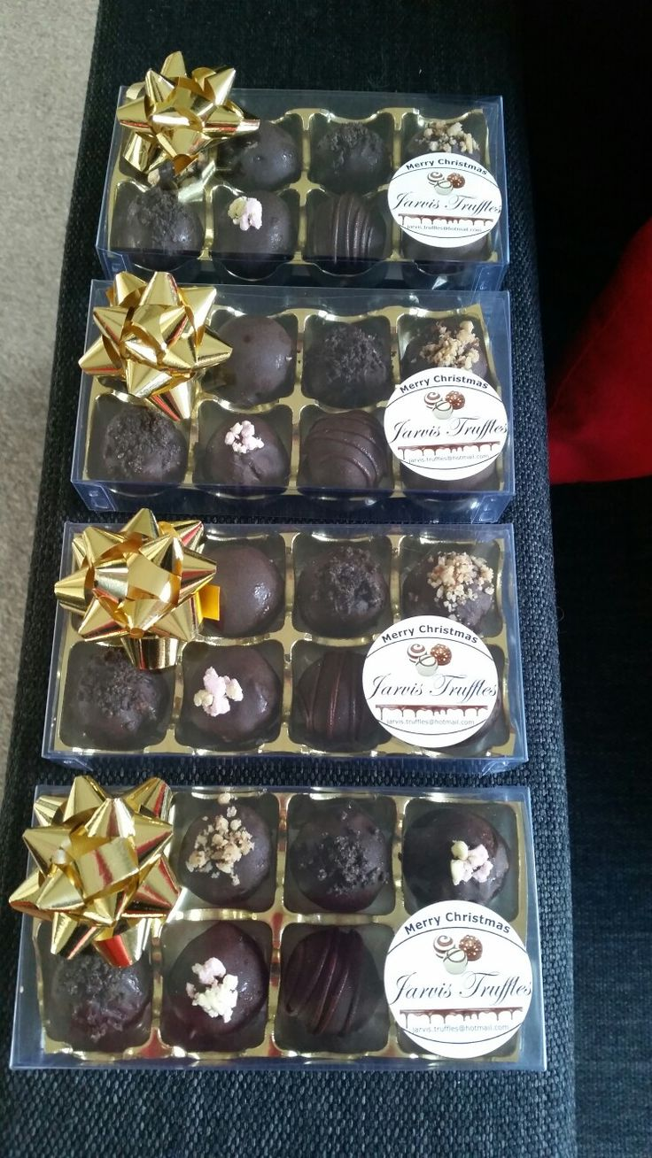 Merry Christmas from Jarvis Truffles