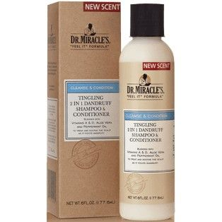 Dr. Miracle's Tingling 2 In 1 Dandruff Shampoo & Conditioner 6 oz $7.19   Visit www.BarberSalon.com One stop shopping for Professional Barber Supplies, Salon Supplies, Hair & Wigs, Professional Product. GUARANTEE LOW PRICES!!! #barbersupply #barbersupplies #salonsupply #salonsupplies #beautysupply #beautysupplies #barber #salon #hair #wig #deals #sales #DrMiracles #Tingling #2In1 #Dandruff #Shampoo #Conditioner