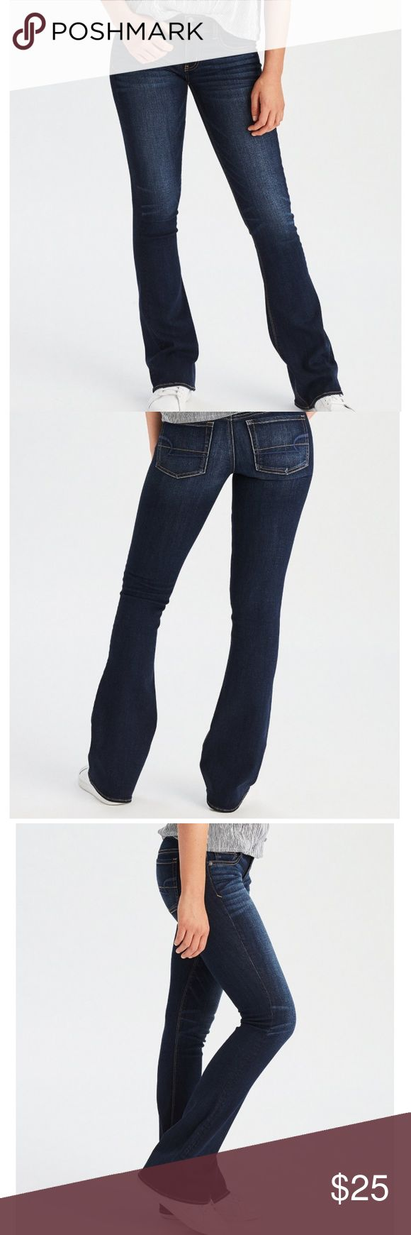 Dark Denim American Eagle Artist Jeans 👖 Dark Denim American Eagle Artist Flare Jeans 👖 American Eagle Jeans Flare & Wide Leg