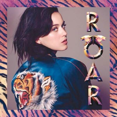 "Katy Perry's ""Roar"" Single Cover:"