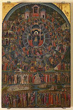 Marie de Nazareth | Aperçu marial de la liturgie byzantine