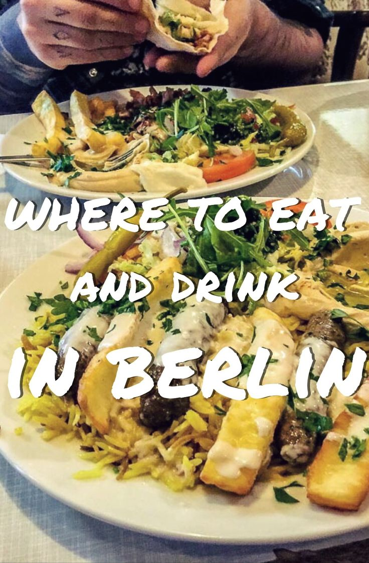 A list of the best (and cheap) places to eat, drink and have fun in #Berlin.
