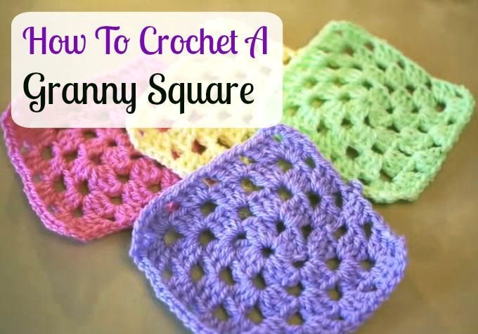 Knitting Granny Squares For Beginners : Best images about hooks and needles sharing yarns on