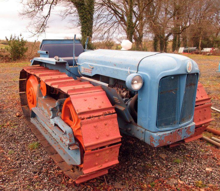 1957 Fordson Major Diesel Tractor : Best fordson major images on pinterest