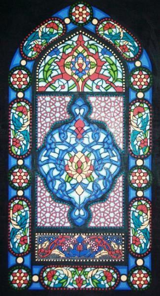 Kanuni Sultan Süleyman Türbe Penceresi, Süleymaniye Camii, İstanbul
