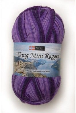 Mini Raggen 100g Viking