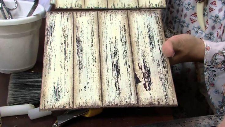 Desgastar madera para envejecer MPC 150811 LU HERINGER TECNICA DA FALSA RIPA PT2