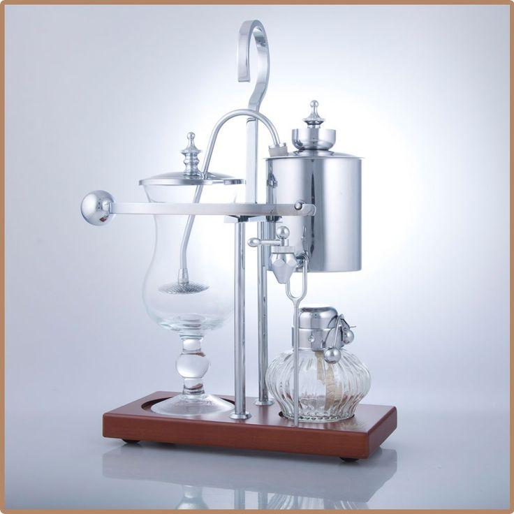 Balance Coffee Maker-Coffee Machine-Vienna-Coffee Master-Best Coffee Maker-Different Coffee Maker-Coffee Maker Design- Fantastic Tasting Coffee-Coffee-Gadgets-Technology-Antique-Silver