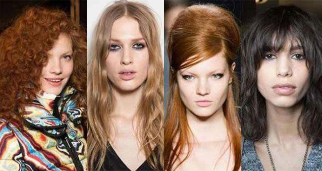 Gli anni '80 ispirano la moda capelliautunno inverno 2015-2016, questo decennio torna infatti ciclicamente ad influenzare i tagli dicapelli femminili contemporanei attraverso un mix tra taglio vi...