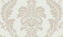 Tapet hartie gri floral MJ-01-02-6 Majestic