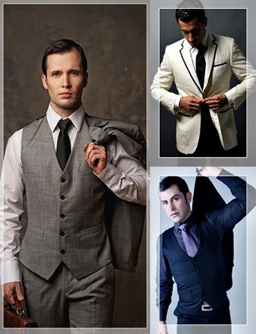 Cocktail party dress mens attire