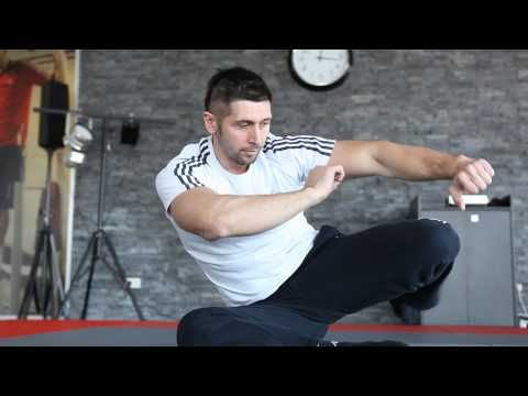 Exercitii pentru abdomen si talie -  Ginástica Natural cu Adrian Dumitru