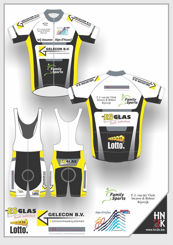 gelecon  cycling shirt  cycling shin  ort   bike jersey  fietstrui fietsbroek wieleruitrusting  maillot  @hn3k.be