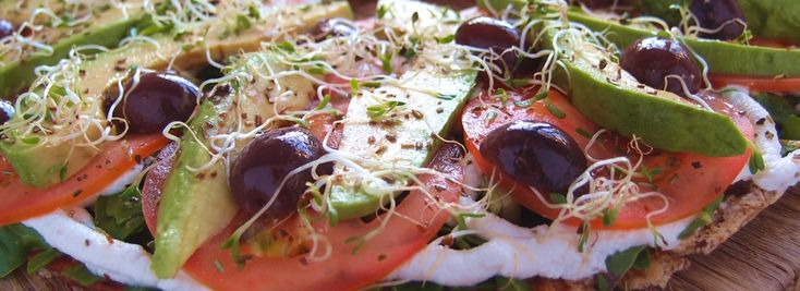 Vivo Pizza: A very interesting group that caters for vegans and raw food enthusiasts. Definitely worth a look for something different!