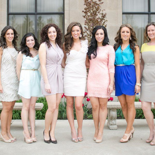Party Rock: Your Guide to Pre-Wedding Festivities   BridalGuide When, where, and how to do it! Includes engagement party, bridal shower, bachlorette party