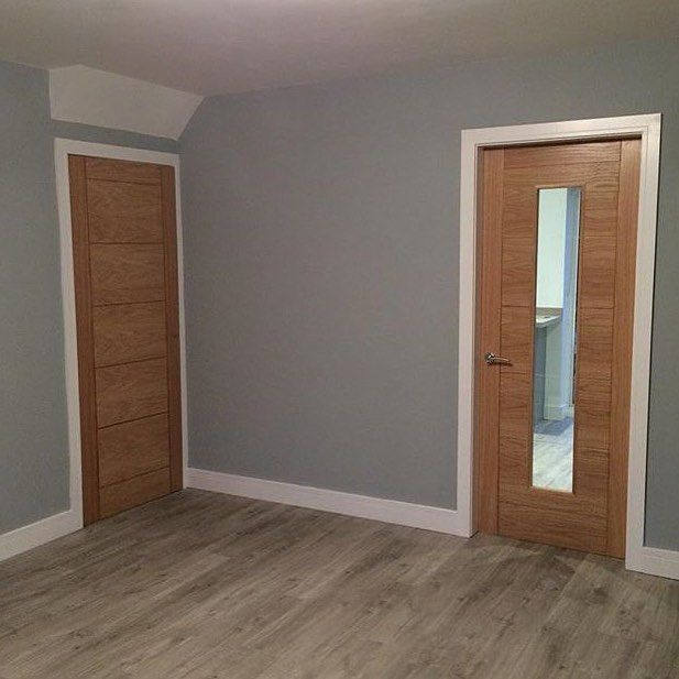 Featuring our Linear Oak door u0026 Linear Oak glazed door. See more of our door range at Howdens. #doors #door #oakdoor #howdens ... & The 21 best Howdens Doors images on Pinterest | 4 panel doors ...