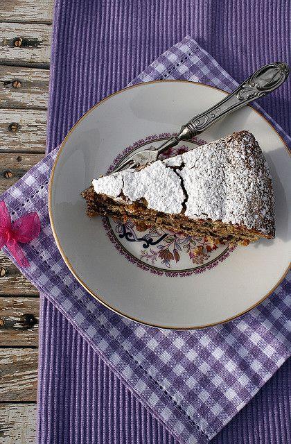 torta di grano saraceno al cioccolato by Juls1981, via Flickr