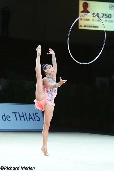 Alessia Russo (Italy), Grand Prix (Thiais) 2017