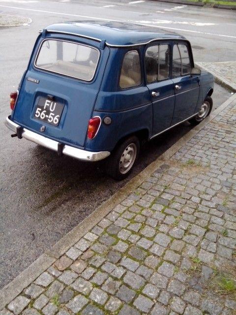 Renault 4L Bluetooth