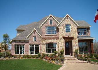 texas: where you can build really, really nice houses for really