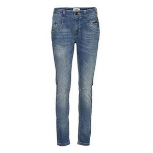 Nelly Light Blue jeans fra Mos Mosh | makeover-styling.dk