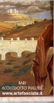 duilio cambellotti | Interni di Duilio Cambellotti , suoi i dipinti, i mosaici e gli arredi ...