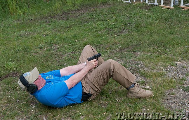 Advanced Handgun Skills with the Midwest Training Group
