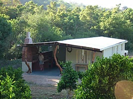 Baviaanskloof accommodation :: Baviaanskloof :: Kudu Kaya :: Accommodation :: Camping