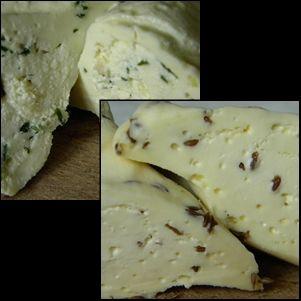 Sarokkonyha: Fűszeres sajt házilag