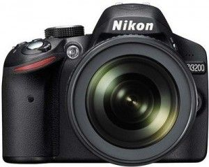 Nikon D 3200 check out at http://www.bestcameradeal.com