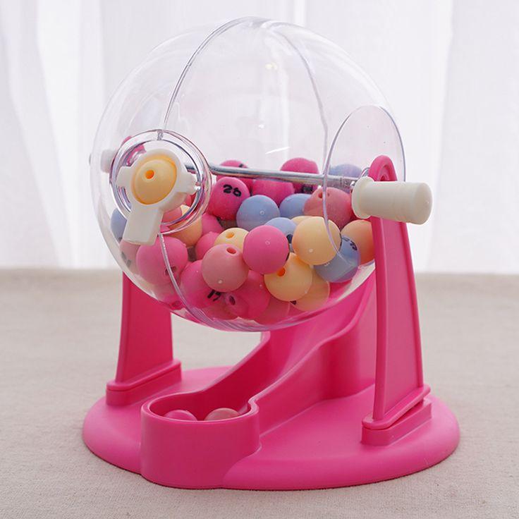 Snoep Dispenser hucha Ballen Loterij Machine Game alcancias Automaat Snoep Lucky party decoratie Pasen decoratie kids(China (Mainland))