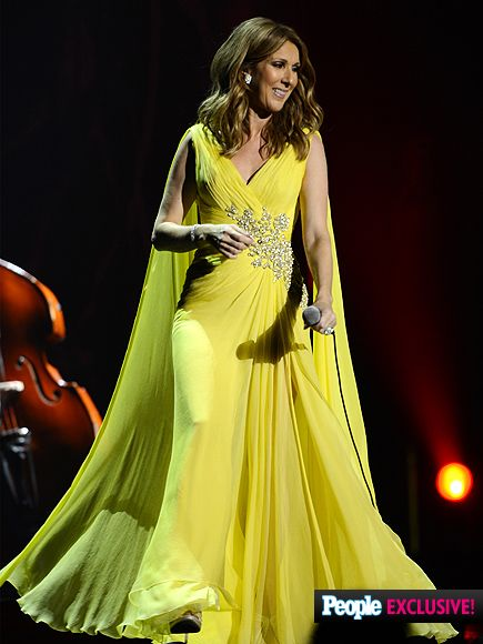 Céline Dion Returns to the Stage in Las Vegas – After Year-Long Hiatus to  Care for Her Husband| Celine Dion