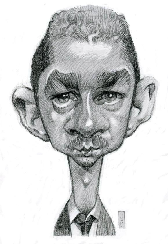 (1) Bruno Tesse Art - Caricature