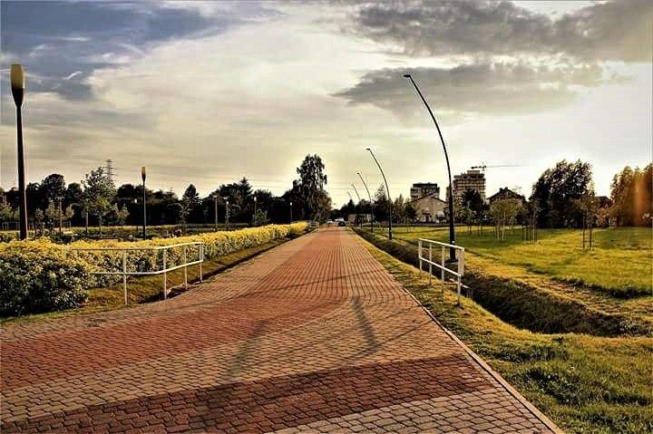 Park Papieski  Rzeszow   Poland