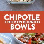 Copycat Chipotle Chicken Burrito Bowl Recipe - Fit Foodie Finds