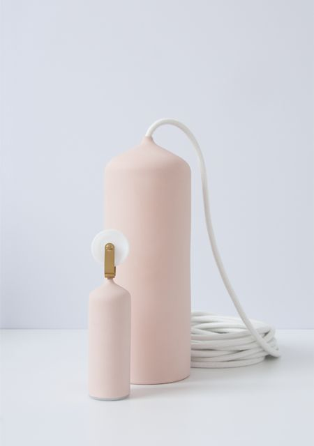 Porcelain Lamp - Studio WM.
