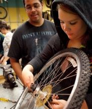 Bikes Not Bombs Youth Programs Bikes Not Bombs Vocational