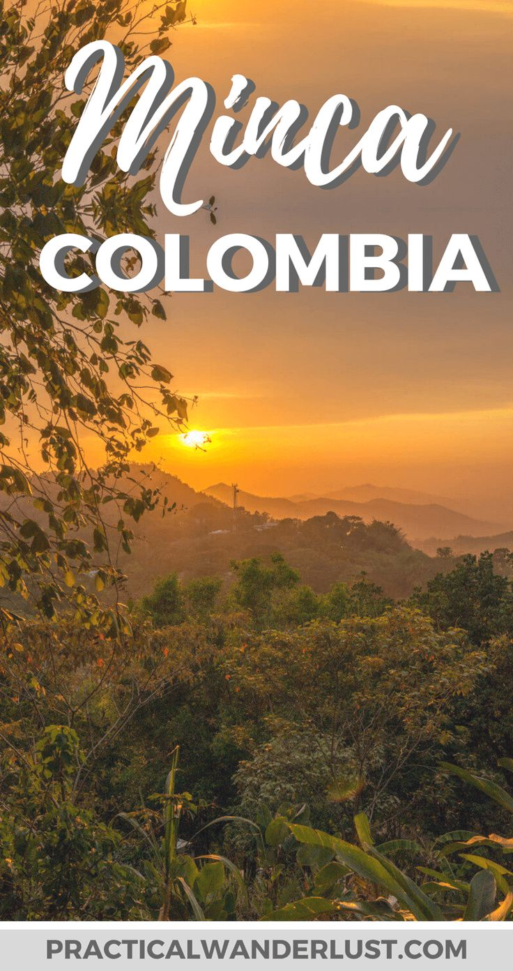 Minca, Colombia is a tiny, off-the-beaten-path mountain town in northern Colombia, near Cartagena and Santa Marta. Here is why you should visit, and everything you need to know before you go!