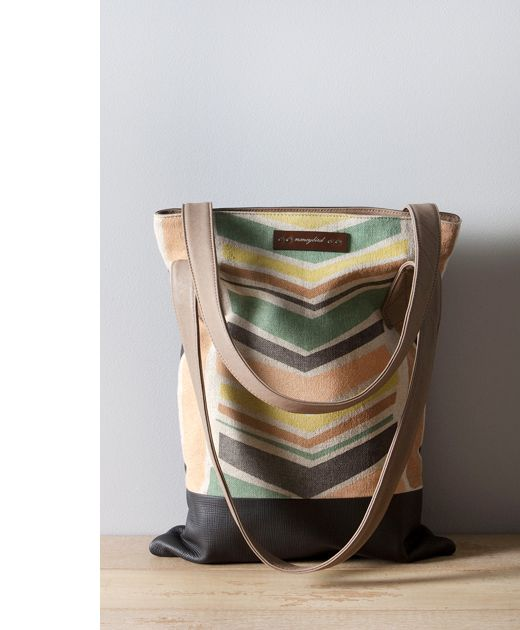 Ziggy Bag – from the Nancybird Winter 2012 collection