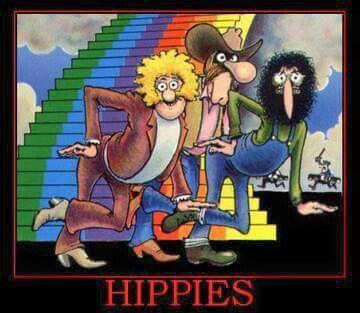 The fabulous fury freak brothers.  Freewheelin Franklin, Phineas and Fat Freddy.