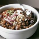 Try the Bowl of Red Chili Recipe on williams-sonoma.com/