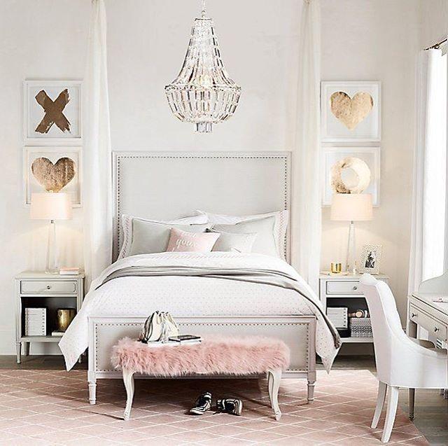 gorgeous teen s bedroom by rh teen beauty decor lifestyle luxury rh pinterest com