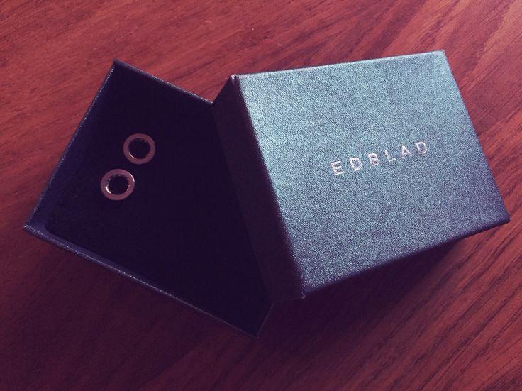 #edblad #earrings #örhängen